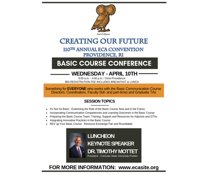 Basic Course Conference